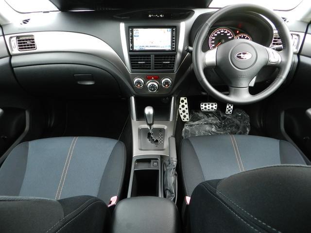 スポーツリミテッド 4WD 純正ナビ フルセグTV ETC(10枚目)