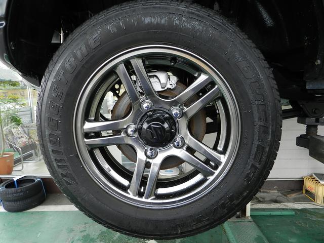 クロスアドベンチャー 4WD シート・ミラーヒーター(8枚目)