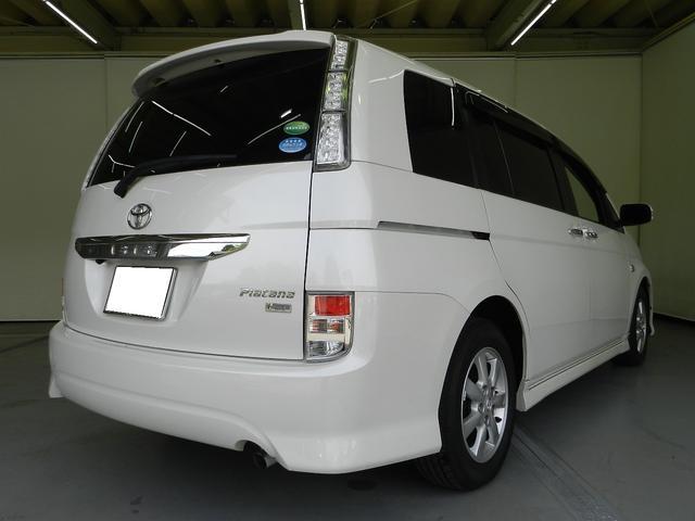 プラタナ Vセレクション 4WD 純正HDDナビ フルセグ(2枚目)