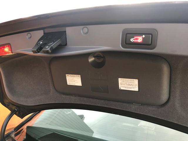 パワートランクドア ボタンひとつで開閉できます