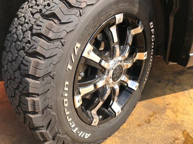 タイヤの溝もばっちりです!