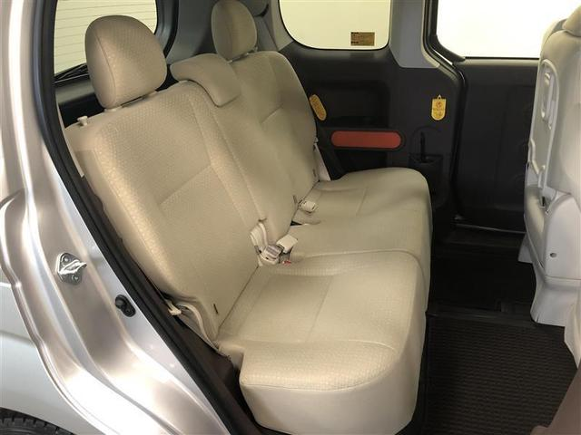 清潔で広々とした座席です!是非、現車を体感してみてください。