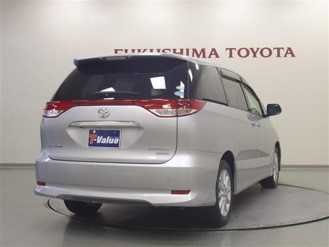「トヨタ」「エスティマ」「ミニバン・ワンボックス」「福島県」の中古車4
