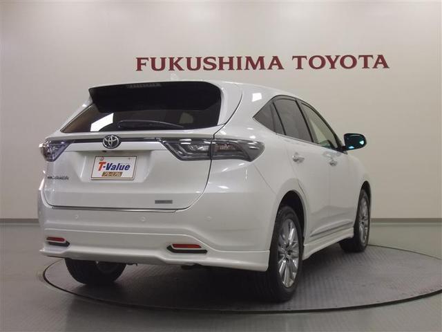 「トヨタ」「ハリアー」「SUV・クロカン」「福島県」の中古車3