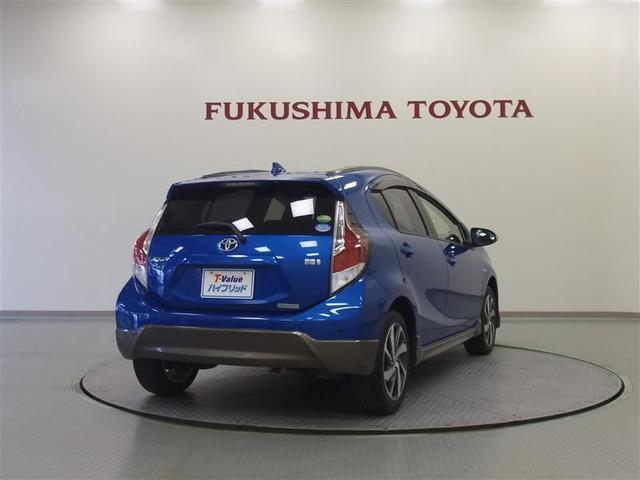 「トヨタ」「アクア」「コンパクトカー」「福島県」の中古車3