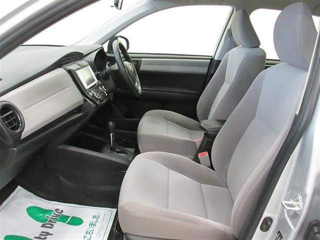 トヨタ カローラアクシオ ハイブリッド バックモニター メモリーナビ ワンセグ ETC
