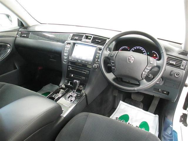 トヨタ クラウン アスリート バックモニター HDDナビ スマートキー ETC