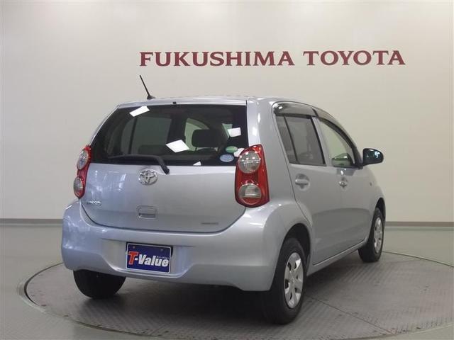 「トヨタ」「パッソ」「コンパクトカー」「福島県」の中古車3