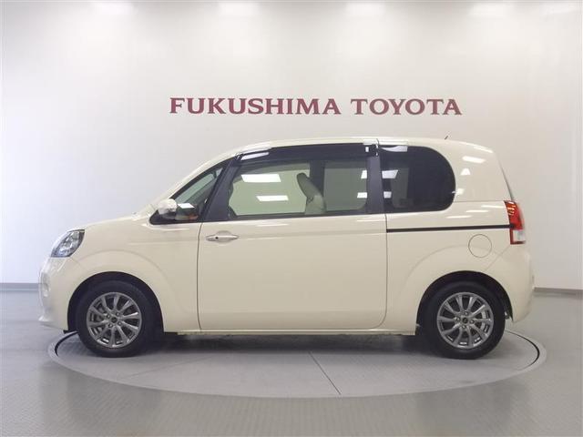 「トヨタ」「ポルテ」「ミニバン・ワンボックス」「福島県」の中古車2