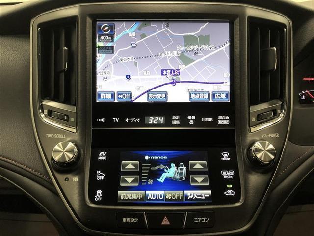 アスリートS Four 4WD バックモニター HDDナビ(8枚目)