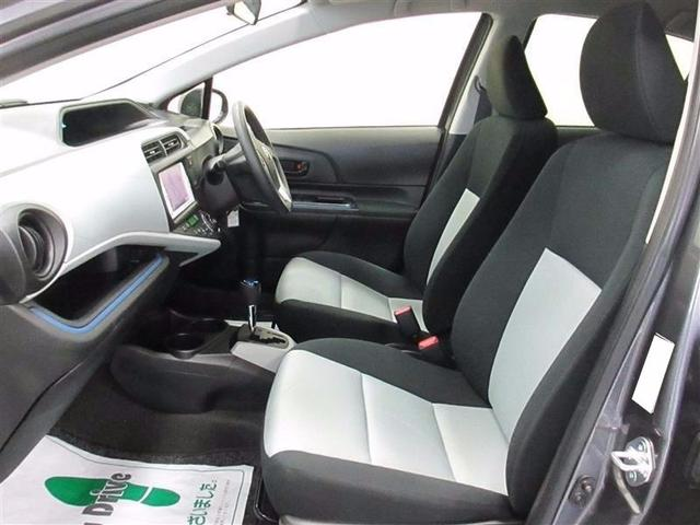 トヨタ アクア S バックモニター メモリーナビ ワンセグ ETC