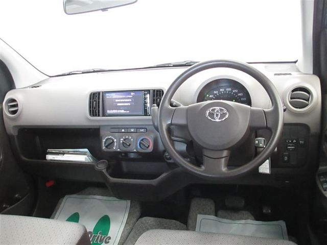 トヨタ パッソ X メモリーナビ ワンセグ キーレス CD エアバック