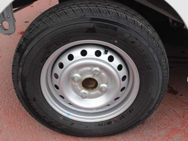 タイヤサイズは145/80R12