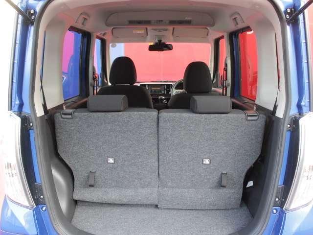 ハイトワゴン軽クラストップレベルの室内高!天井が高いからお着替えや乗り降りもラクラク。(140cm)