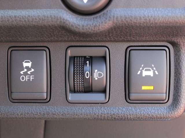 切り替え式4WD。必要ない時はOFFにできます