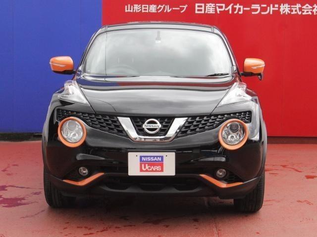 「日産」「ジューク」「SUV・クロカン」「山形県」の中古車8