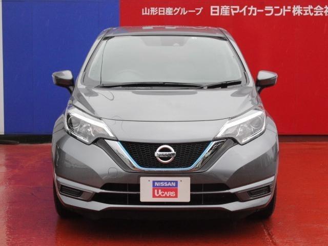 「日産」「ノート」「コンパクトカー」「山形県」の中古車8