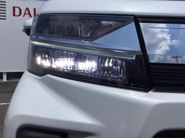 カスタム XリミテッドII SAIIIホワイトパール LEDヘッドライト/LEDフォグ/バックカメラ(42枚目)