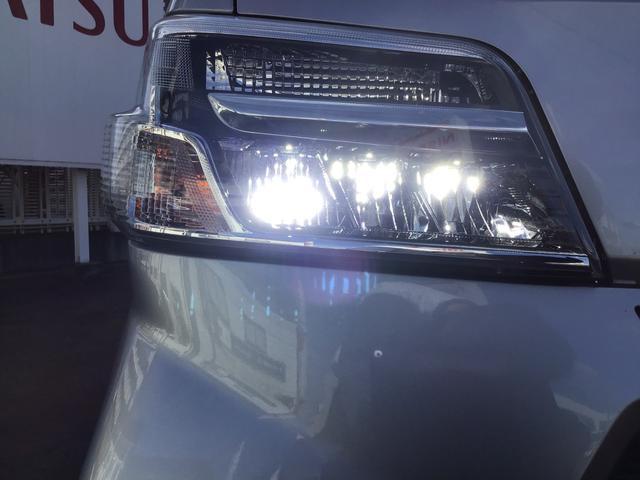 デラックスSAII 4WD オートマ LEDヘッドライト 4WD/4速AT/LEDヘッドライト/リヤコーナーセンサー(41枚目)