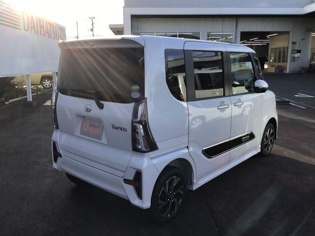 カスタムXスタイルセレクション 4WD シートヒーター 4WD/バックカメラ/コーナーセンサー/LEDヘッドライト/オートハイビーム/シートヒーター(8枚目)