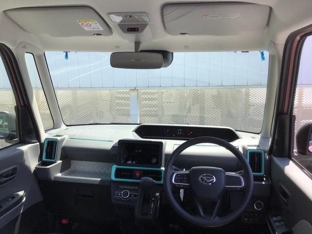 Xスペシャル 届出済未使用車 スマートアシスト コーナーセンサー 両側スライドドア キーフリー オートエアコン オートライト 撥水加工ベンチ式シート SRSサイドエアバック カーテンシールドエアバック(2枚目)