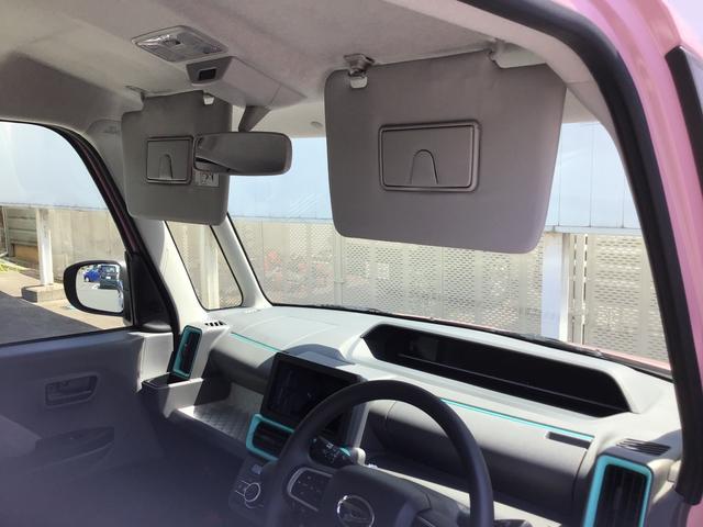 Xスペシャル 届出済未使用車 スマートアシスト コーナーセンサー 両側スライドドア キーフリー オートエアコン オートライト 撥水加工ベンチ式シート SRSサイドエアバック カーテンシールドエアバック(34枚目)