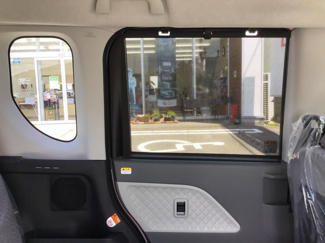 Xスペシャル 届出済未使用車 スマートアシスト コーナーセンサー 両側スライドドア キーフリー オートエアコン オートライト 撥水加工ベンチ式シート SRSサイドエアバック カーテンシールドエアバック(39枚目)