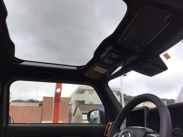 G スカイフィールトップ 15インチアルミホイール LEDヘッドライト・LEDフォグランプ シートヒーター 本革巻ステアリングホイール スマートアシスト 6SRSエアバック 電動パーキングブレーキ(2枚目)
