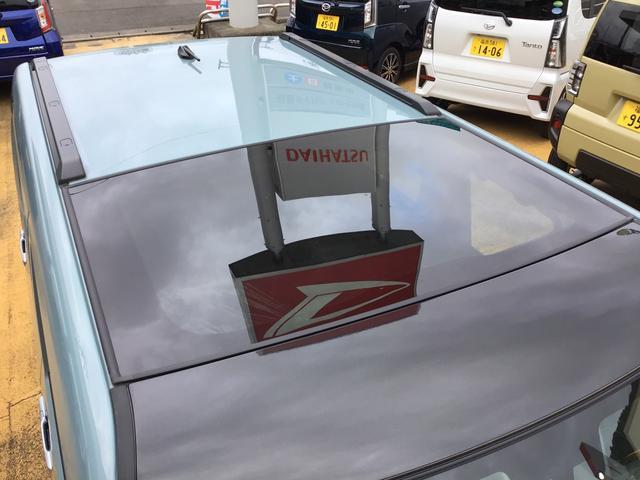 G スカイフィールトップ 15インチアルミホイール LEDヘッドライト・LEDフォグランプ シートヒーター 本革巻ステアリングホイール スマートアシスト 6SRSエアバック 電動パーキングブレーキ(21枚目)