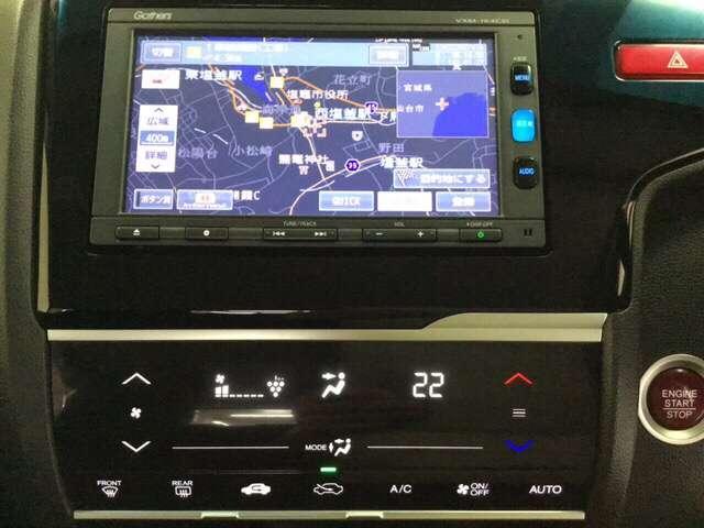 13G・Fパッケージ Bモニター アイドルストップ ETC装備 メモリナビ 横滑り防止機能 盗難防止装置 ナビTV CDオーディオ オートエアコン ワンセグTV ABS キーフリ パワーウインドウ AUX(8枚目)