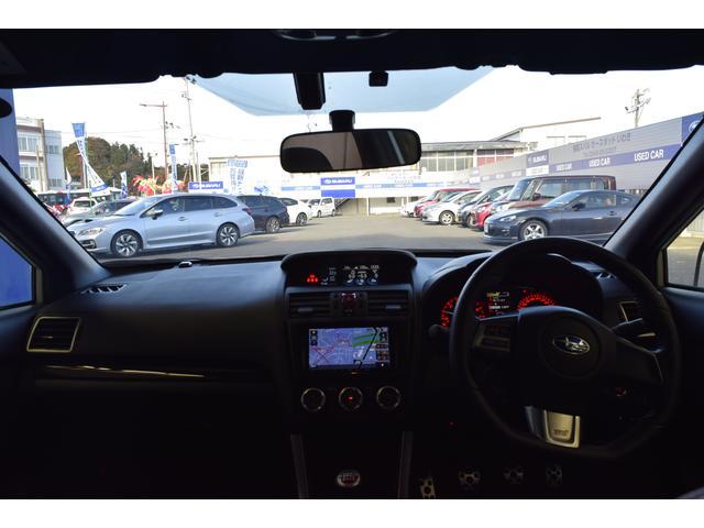 スバル WRX STI Type S ナビ ETC バックカメラステアリングリモコン