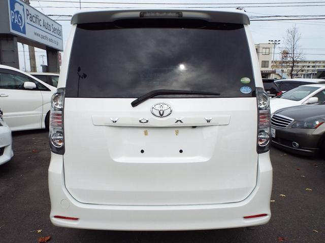 トヨタ ヴォクシー Z HDDツインナビ 両側電動ドア 1オーナー