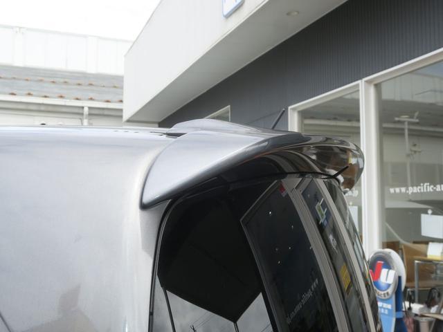 Gエアロ 地デジナビ 電動ドア 新品黒革仕様 新品17AW(43枚目)