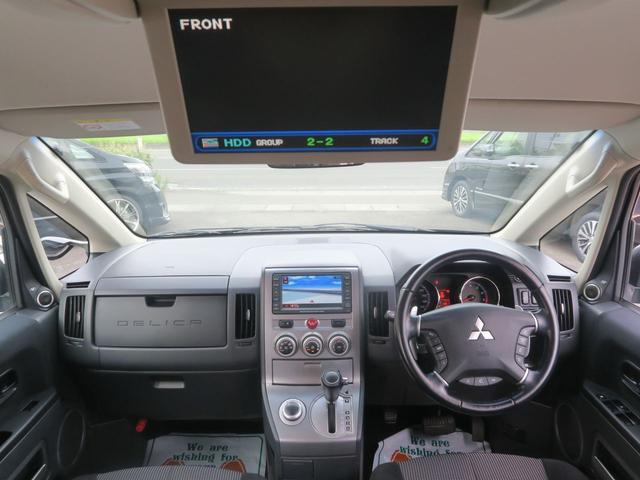 ローデストGプレミアム(カスタマイズP A) 4WD 地デジHDDツインナビ 両側電動ドア Rockfordサウンド(10枚目)
