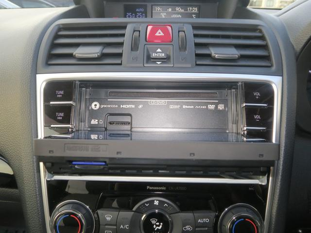 4WDターボ 2.0GTアイサイト 地デジナビ SIドライブ 本革シート パドルシフト付革巻ハンドル 18AW LED スマートキー パワーシート シートヒーター ミュージックサーバー DVD クルコン 横滑り防止 Bカメラ ETC エンスタ 1オーナー 禁煙車(64枚目)