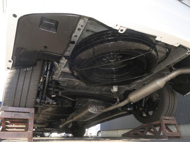 2.4Z後期 地デジSDナビ 11inリアモニター 電動ドア オイル消費対策済エンジン スマートキー 8人乗り 革巻ハンドル HID 19inアルミ Bluetooth DVD SD リアヒーター バックカメラ クリアランスソナー 横滑り防止VSC 関東仕入(48枚目)
