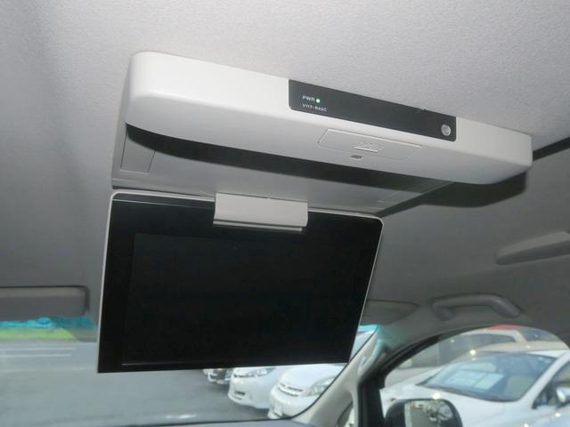 2.4Z後期 地デジSDナビ 11inリアモニター 電動ドア オイル消費対策済エンジン スマートキー 8人乗り 革巻ハンドル HID 19inアルミ Bluetooth DVD SD リアヒーター バックカメラ クリアランスソナー 横滑り防止VSC 関東仕入(66枚目)