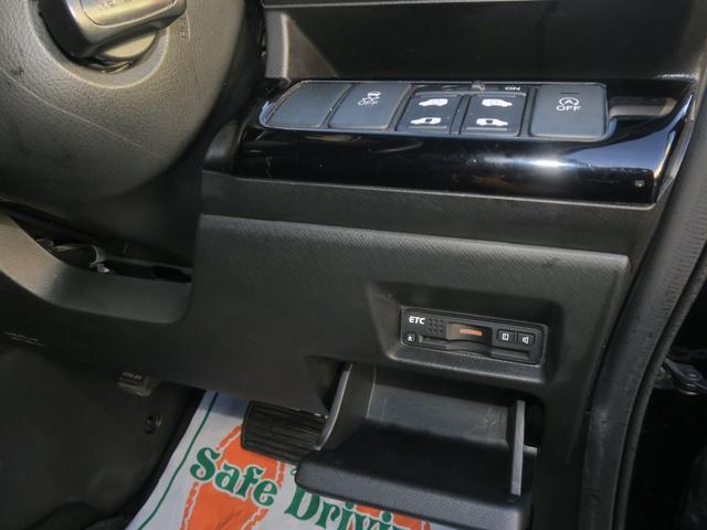 Z後期 クールスピリット 地デジ9in画面ナビ リアモニター 両側電動ドア スマートキー Hレザー 革巻ハンドル HID 17AW ミュージックサーバー DVD USB Bカメラ ETC i-STOP クルコン 横滑り防止 AC100V 関東1オーナー 禁煙車(17枚目)