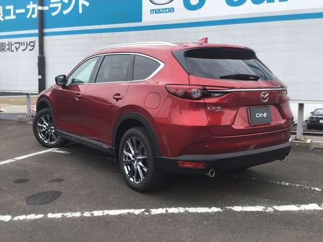 「マツダ」「CX-8」「SUV・クロカン」「宮城県」の中古車3