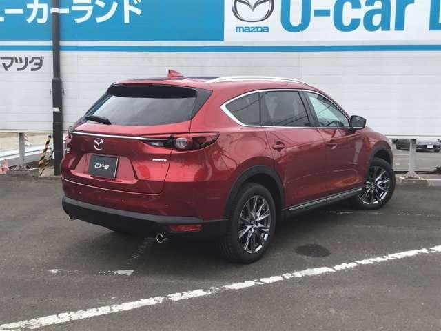 「マツダ」「CX-8」「SUV・クロカン」「宮城県」の中古車4
