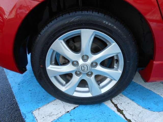 205/55-16タイヤ装着済み&純正アルミW装着済み車