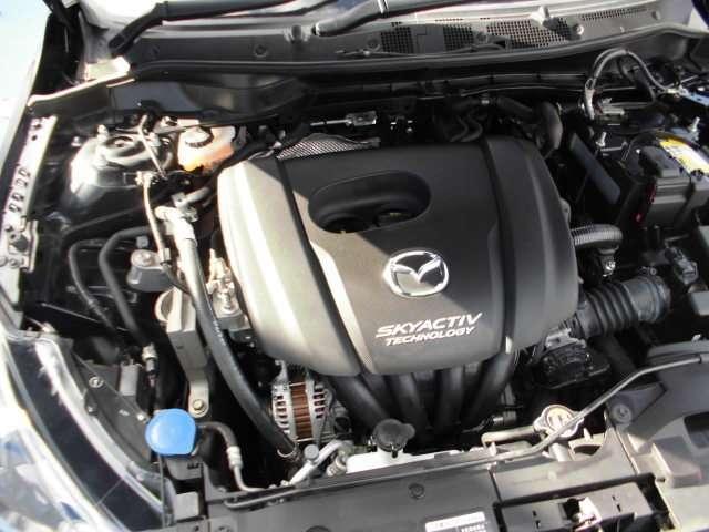 1300ccSKYエンジン搭載車