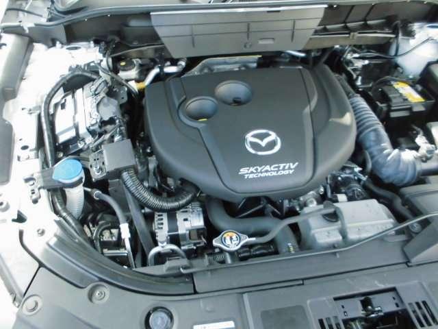 ■2200ccディーゼルターボエンジン搭載車。【出力190PS/4500rpm:トルク45.9kgf・m/2000rpm】