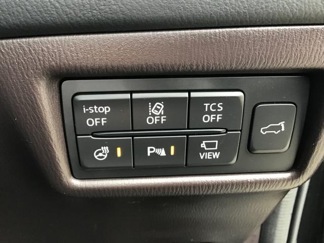XD Lパッケージ 衝突軽減ブレーキ/障害物検知センサー/360°ビューモニター/白線逸脱警報システム/BOSEサウンド/ステアリングヒーター/シートヒーター/ETC車載器(16枚目)