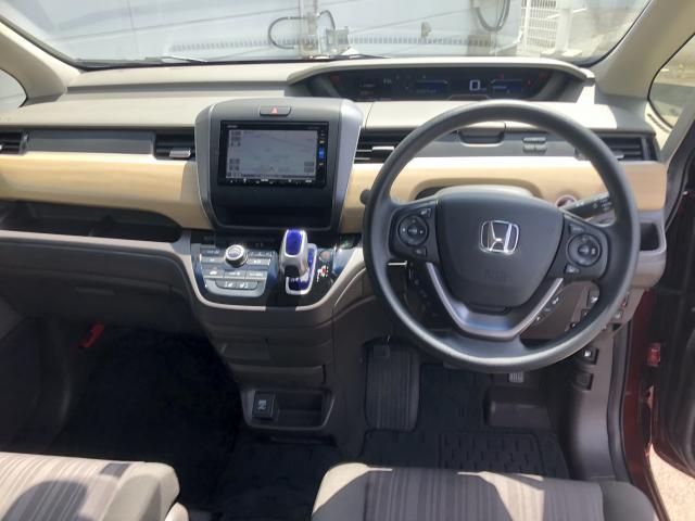 HV-G ホンダセンシング HV-G ホンダセンシング 衝突軽減ブレーキ/白線逸脱警報システム/両側電動スライドドア/クルーズコントロール/バックカメラ/ETC車載器(6枚目)