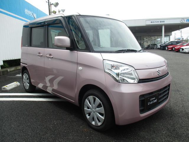 X 左電動スライドドア・CD・I-STOP・オートライト(4枚目)