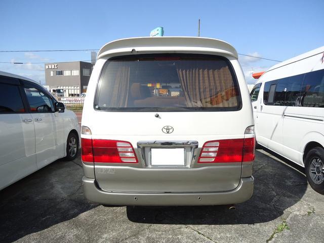 「トヨタ」「グランドハイエース」「ミニバン・ワンボックス」「福島県」の中古車5