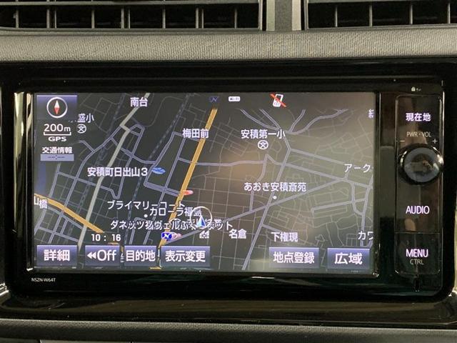 S フルセグ DVD再生 バックカメラ ETC LEDヘッドランプ(10枚目)