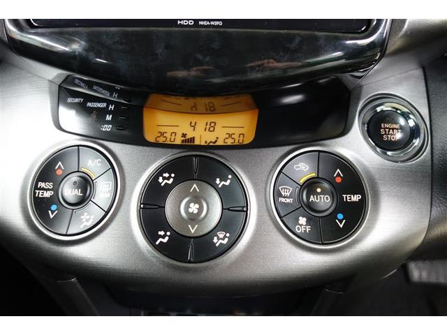 トヨタ RAV4 スタイル 4WD バックモニター フルセグHDDナビ ETC