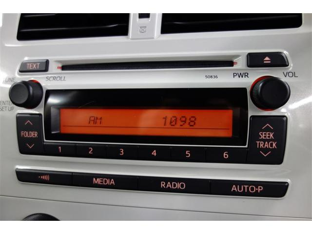 トヨタ ラクティス レピス CDチューナー キーレス アルミ